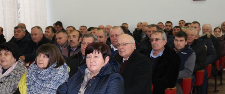 В Рыбнице отметили День работника сельского хозяйства