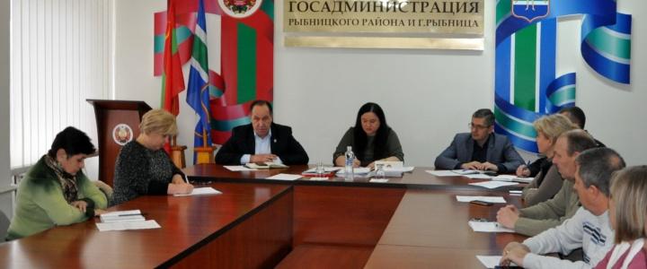 Заместители главы приняли участие в заседании Общественного совета