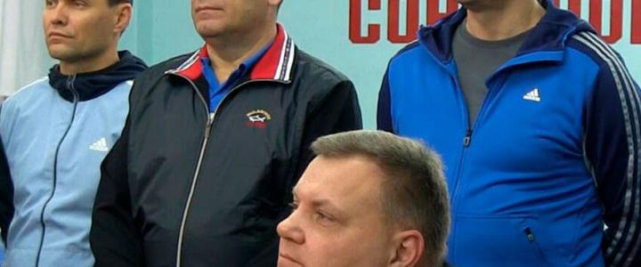 Вячеслав Фролов принял участие в турнире «Равные возможности»
