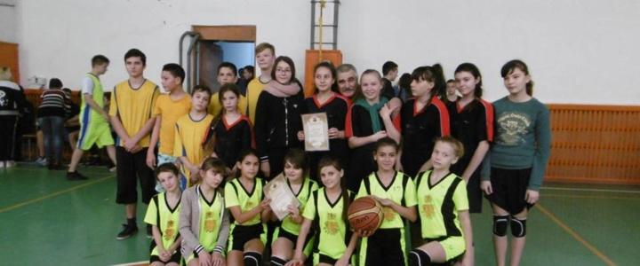 В селе Мокра состоялся баскетбольный фестиваль