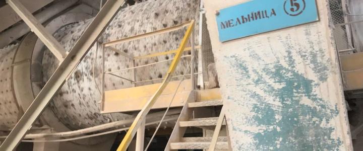 Рыбницкий цементный комбинат: без модернизации нет прогресса