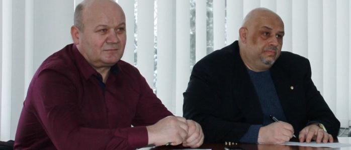 Глава госадминистрации встретился с представителями рыбницких общественных организаций