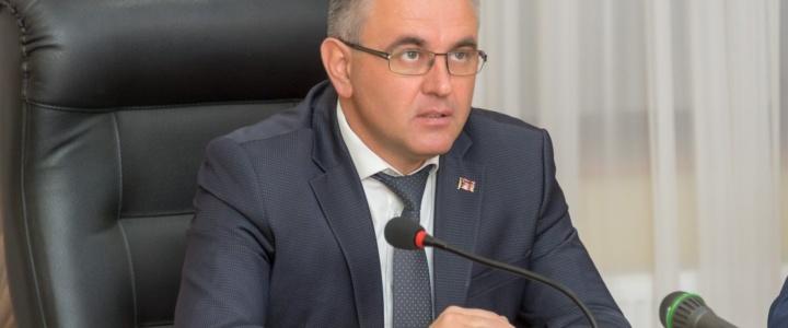 Вячеслав Фролов принял участие в еженедельном селекторном совещании с Президентом