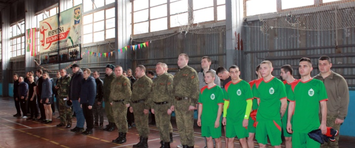 В Рыбнице прошла спартакиада среди сотрудников силовых структур, посвященная Дню защитника Отечества