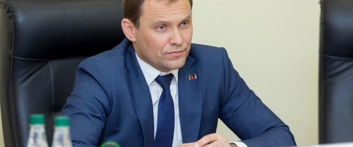 Вячеслав Фролов проинформировал Президента о результатах деятельности в 2018 году