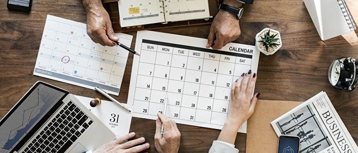Выходные и праздничные дни в феврале и марте