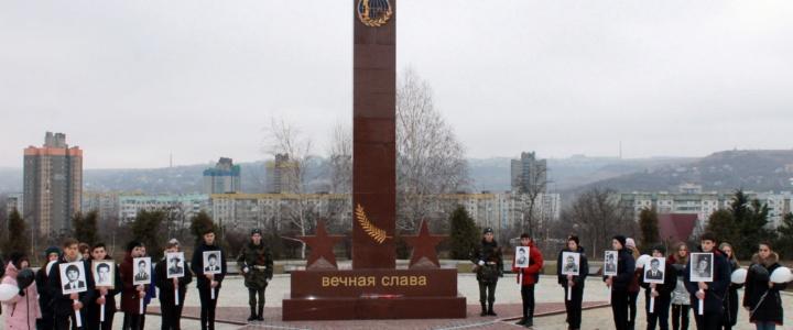 В Рыбнице прошли мероприятия, посвященные 30-ой годовщине вывода советских войск из Афганистана
