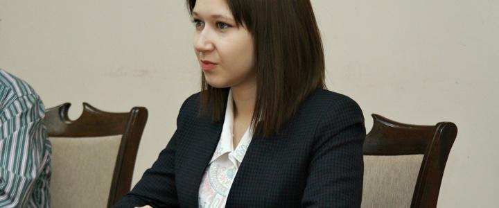Ученица Рыбницкой гимназии №1 Ольга Иванова заняла II место на Международной конференции