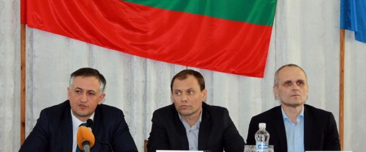 Представители исполнительных органов государственной власти ответили на вопросы рыбницких предпринимателей