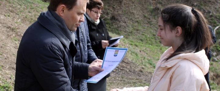 Вячеслав Фролов поблагодарил волонтёров за участие в развитии добровольческого движения