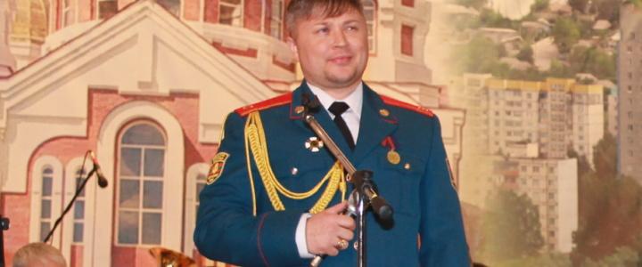 В Рыбнице прошёл концерт Главного штаба Вооружённых сил ПМР