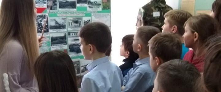 Рыбницкие школьники ознакомились с исторической фотохроникой 1992 года