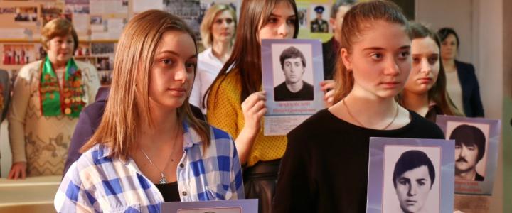 Участники вооруженного конфликта поделились воспоминаниями