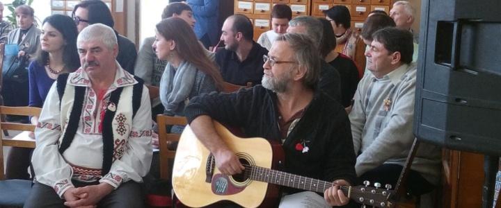 В Рыбнице состоялся музыкально-литературный фестиваль