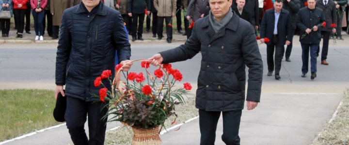 В Рыбнице прошли мероприятия, посвященные 75-летию освобождения города и района