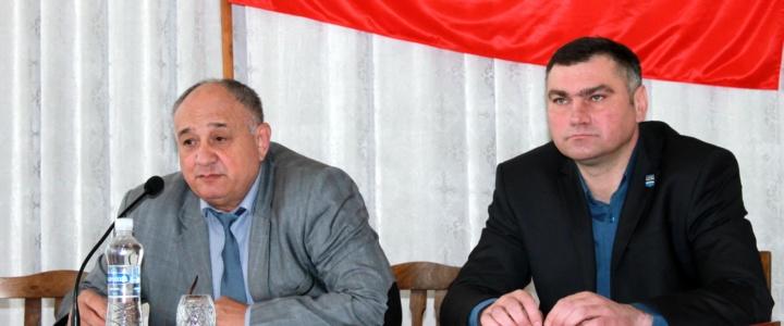 Совещание по вопросам улучшения условий труда и снижению производственного травматизма прошло в Рыбнице