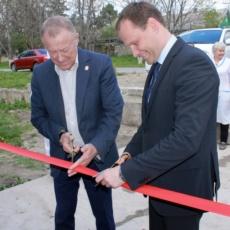 Журская амбулатория открылась после капитального ремонта