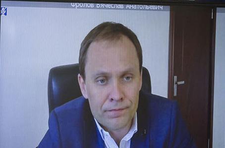 Вячеслав Фролов принял участие в обсуждении проблематики бездомных животных