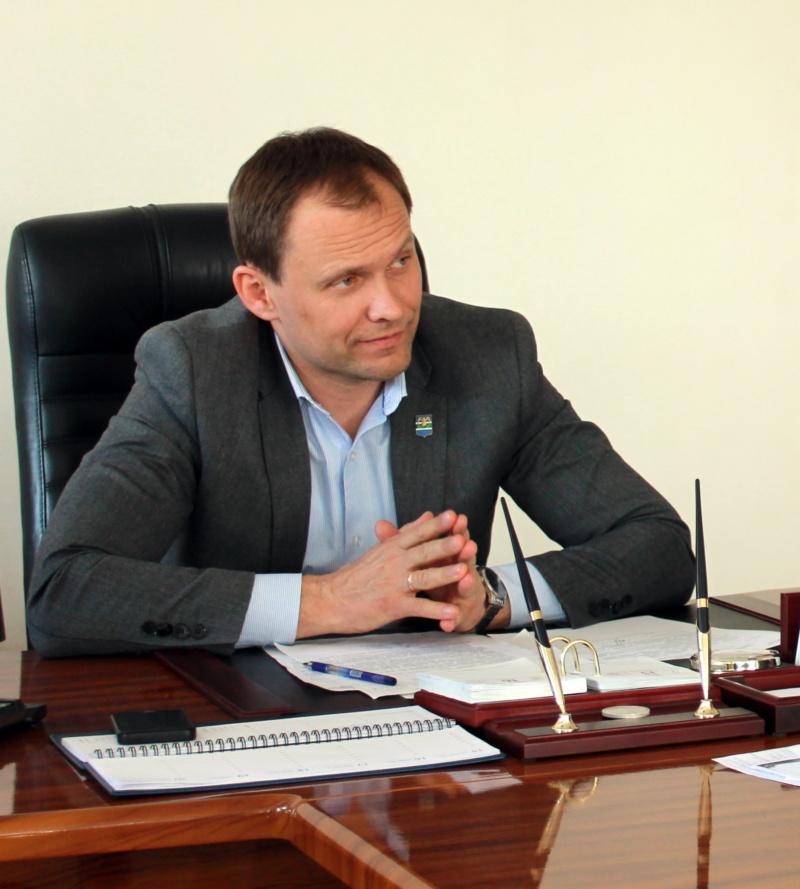Вячеслав Фролов провёл личный приём граждан