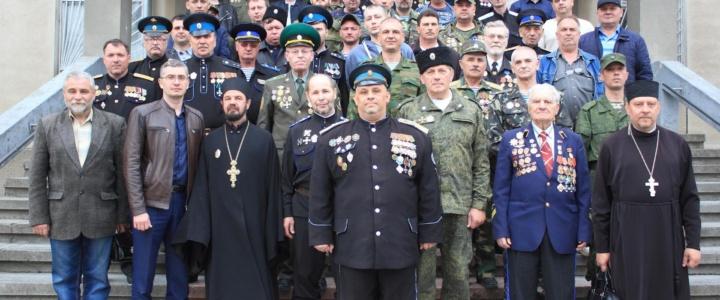 Рыбницкому казачьему округу Черноморского казачьего войска 26 лет