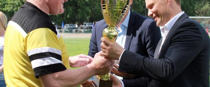 В Рыбнице открылся летний спортивный сезон