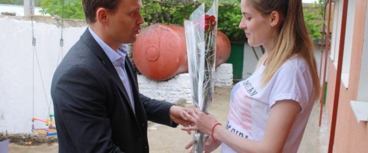 9 мая в Рыбницком районе родилась девочка