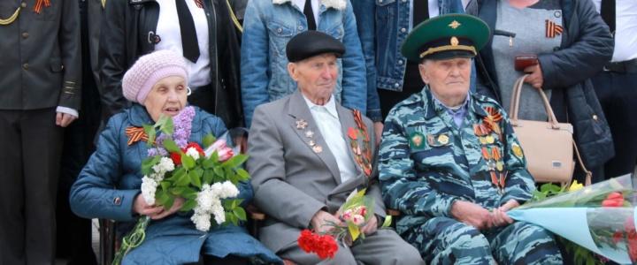 Северная столица празднует День Победы