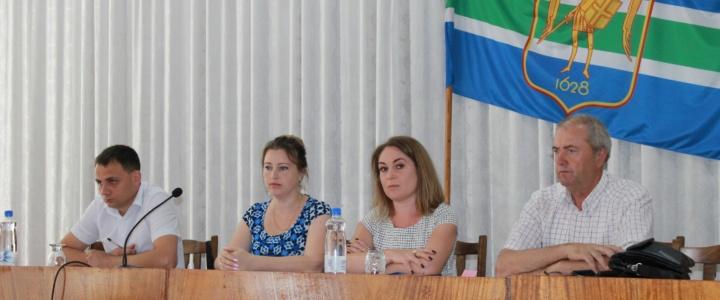 В госадминистрации прошёл семинар Службы госнадзора