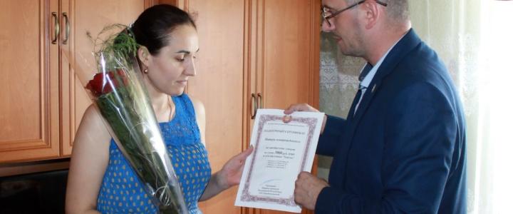 В День защиты детей в Рыбнице родилась девочка