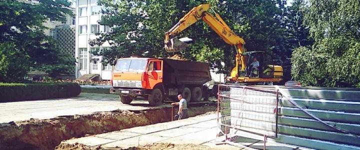 В Рыбнице подвели первые итоги ремонта магистрали