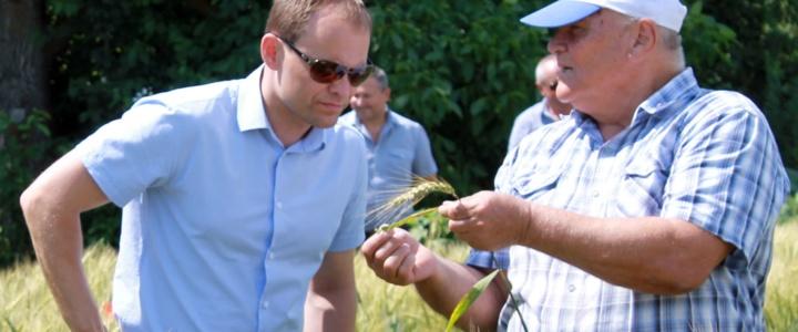 Комиссия минсельхоза посетила Рыбницкий район