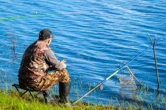 21-23 июня в Слободзее пройдет второй этап чемпионата Приднестровья-2019 по ловле рыбы фидером