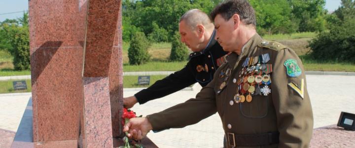Рыбничане почтили память защитников Приднестровья