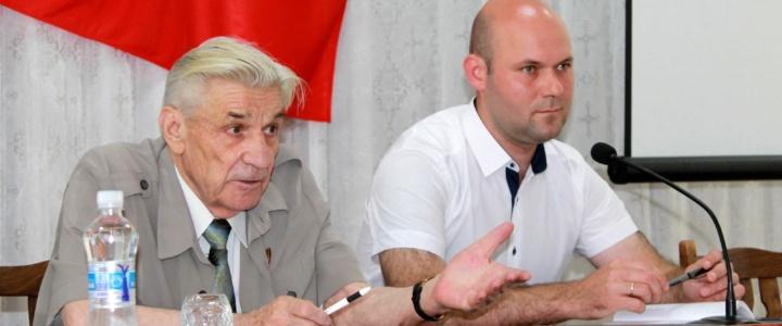 В Рыбницкой госадминистрации обсудили актуальные проблемы сел района