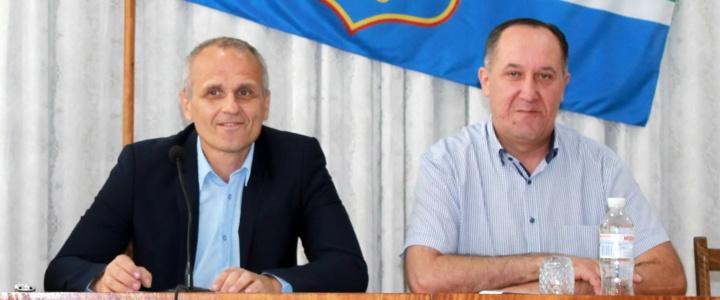 В Рыбнице состоялась внеочередная сессия горрайсовета народных депутатов