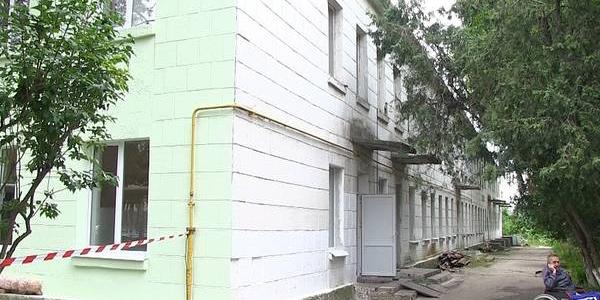 В Северной столице ремонтируют инфекционное отделение ЦРБ