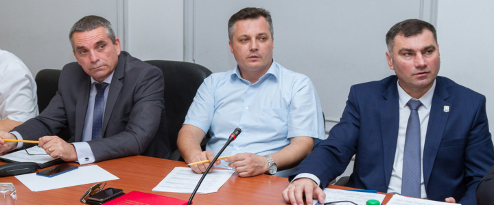 Виктор Тягай принял участие в заседании Правительства