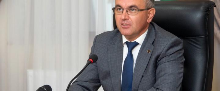 Глава госадминистрации принял участие в селекторном совещании с Президентом