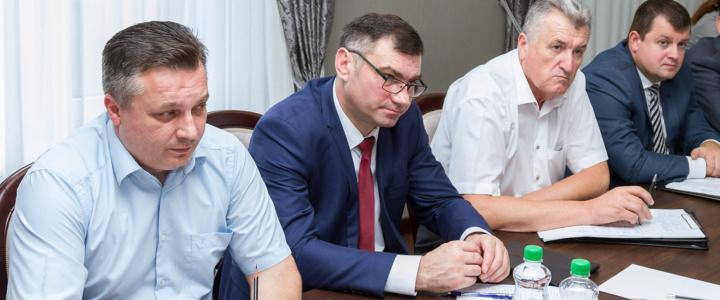 Глава госадминистрации принял участие в совещании с Председателем Правительства