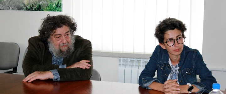 Глава госадминистрации встретился с представителями исследовательской группы