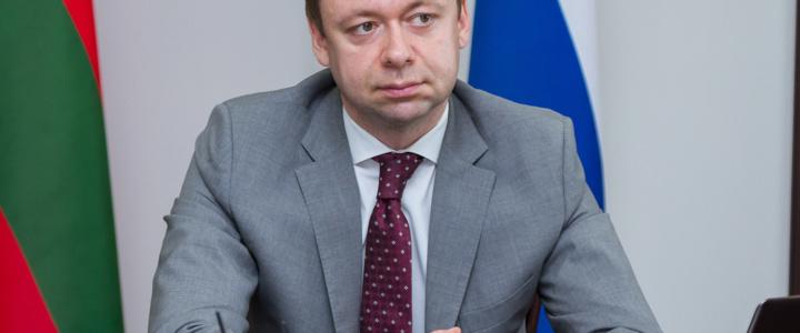 Премьер-министр Александр Мартынов встретится с жителями города и района
