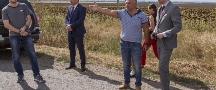 Рыбницкие аграрии рассказали Премьеру об эффекте льготных кредитов на развитие своих хозяйств