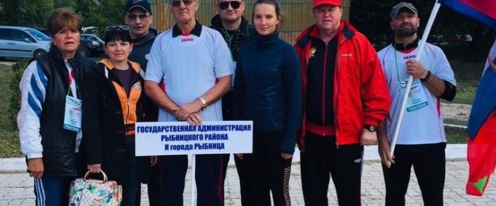 Рыбницкая госадминистрация приняла участие в ежегодной спартакиаде среди органов госвласти