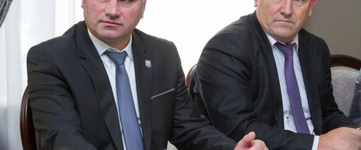 Александр Мартынов заслушал отчет об исполнении поручений, данных во время визита в Рыбницу