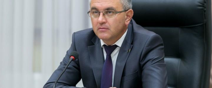 Виктор Тягай принял участие в селекторном совещании с Президентом