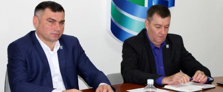Глава госадминистрации провёл совещание по подготовке к работе в период зимнего максимума