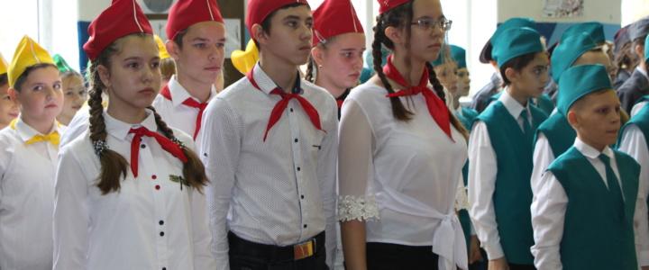 В Рыбнице состоялось открытие городского и районного слёта «Юных инспекторов движения»