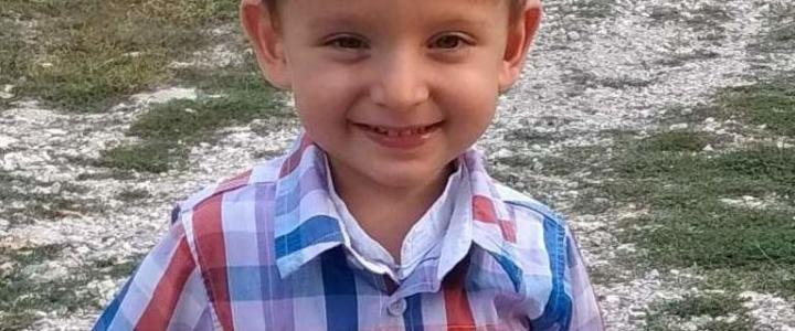 4-летний Давид срочно нуждается в операции