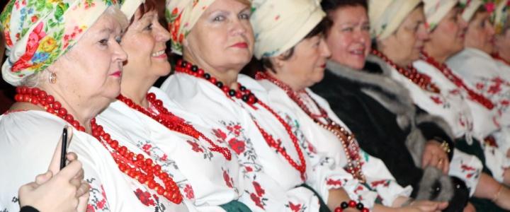 В Северной столице прошёл республиканский фестиваль «Пшеничне перевесло»