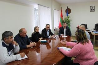 Вопросы благоустройства города обсудили на совещании у главы госадминистрации